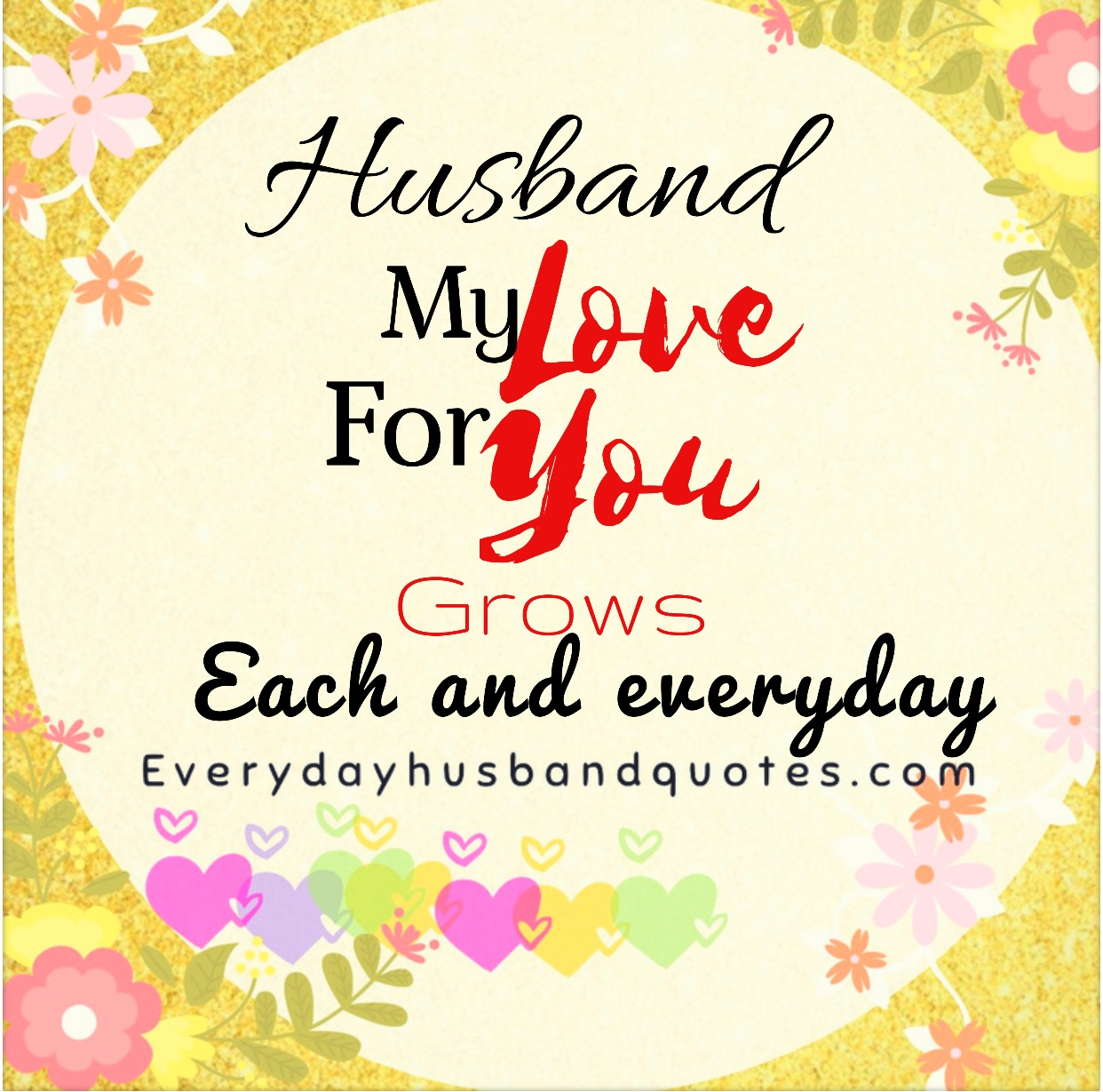 I Love My Husband Quotes Everyday Husband Quotes.yes Marriage Still Works