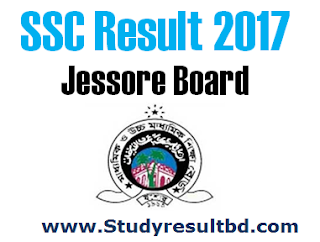 SSC Result 2017 Jessore Board