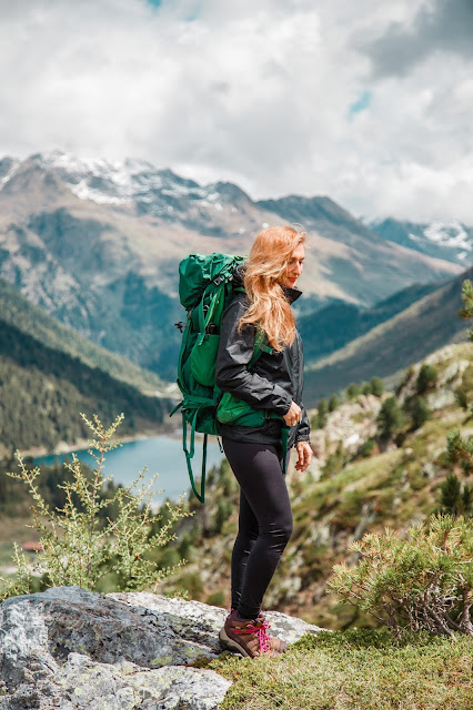 Osprey Kestrel 68 Trekkingrucksack zum Wandern 11