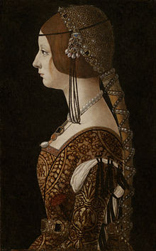 Postacie: Bianca Maria Sforza