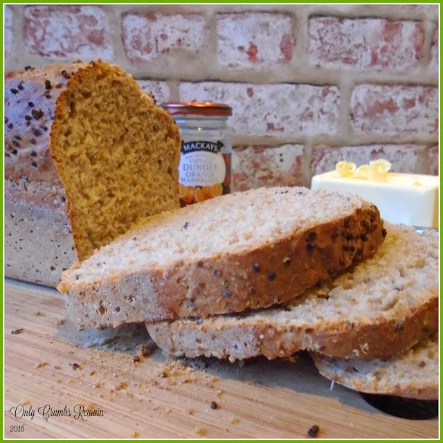 Spelt & Quinoa Loaf