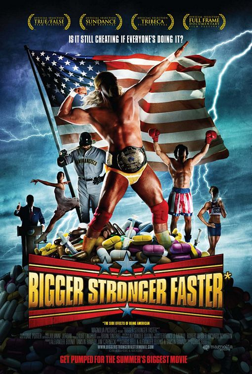Bigger Stronger Faster (2008) ταινιες online seires oipeirates greek subs