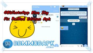 GBWhatsApp v6.00 Indigo Edition Latest Version Apk