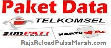 Paket Data Murah Telkomsel Raja Pulsa All Operator Termurah