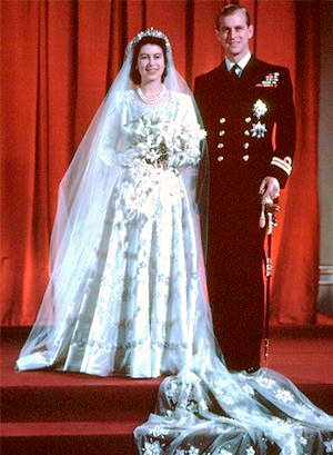 Royal Platinum Wedding The Other Anniversaries