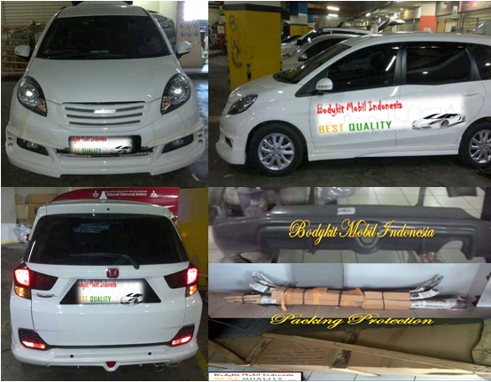 Add On Bodykit Mobilio