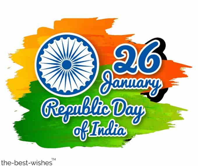 26 jan republic day of india facebook status