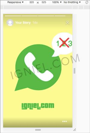 Unggah Story Instagram PC Tanpa Aplikasi