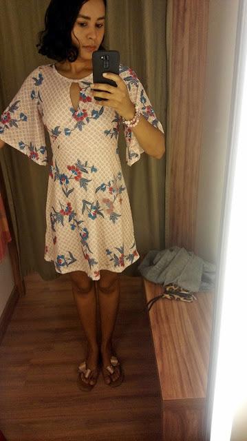Garimpo Natal e Réveillon: Renner Shopping da Bahia vestido