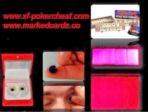 Xf 2014 Uv Marked Pai Gow Poker Cheat Marked Cards Marked
