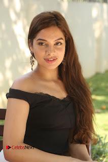 Telugu Actress Tanya Hope Stills at Appatlo Okadundevadu Audio Launch  0256.JPG