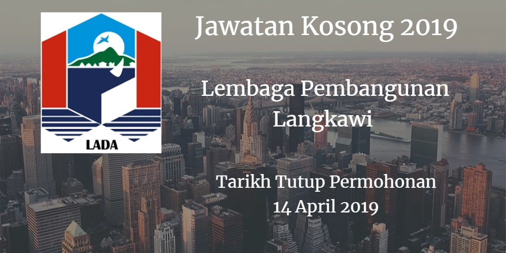 Jawatan Kosong LADA 14 April 2019
