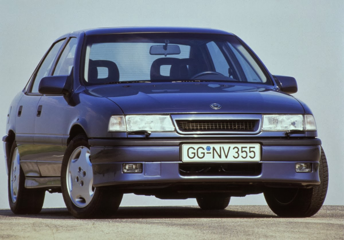 Riwal888 blog new 25 years ago the first opel vectra opel vectra a 2000 16v sciox Choice Image