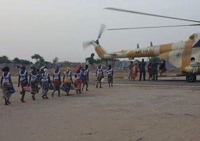 Why Switzerland helped Nigeria secure Chibok girls' release