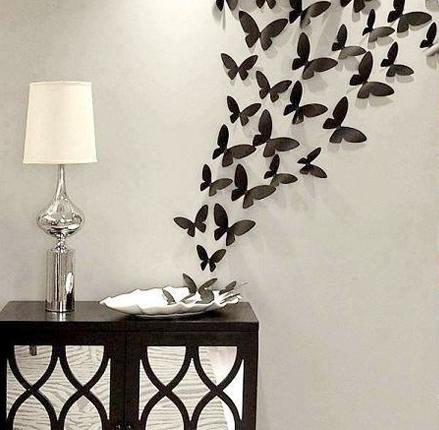 54 dekorasi dinding agar interior rumah lebih kece