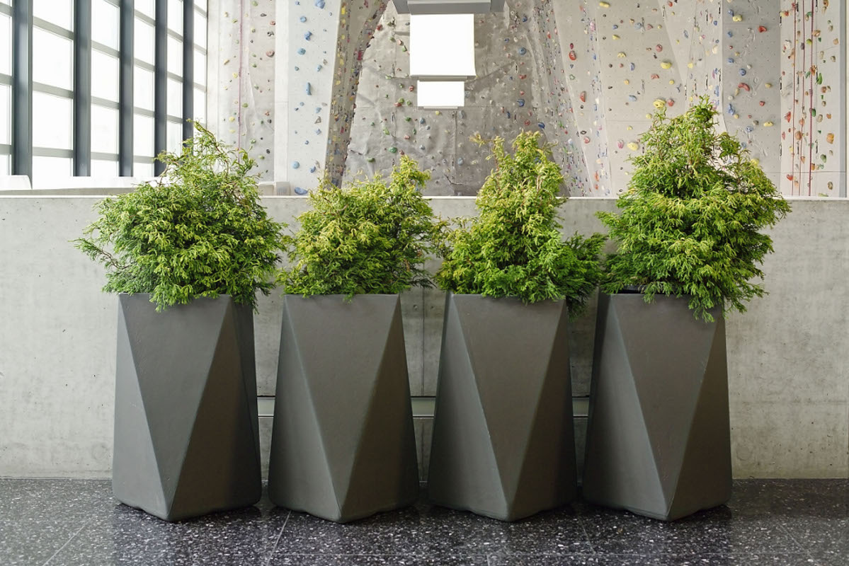 Modern Garden Pots Design For The Garden Modern Design By Moderndesign Org