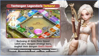 game online seru line let's get rich