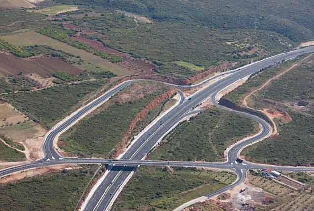 Κυκλοφοριακές ρυθμίσεις στον αυτοκινητόδρομο Κόρινθος-Τρίπολη-Καλαμάτα-Σπάρτη, λόγω εκτέλεσης εργασιών