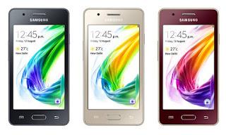 Samsung Galaxy Z2,samsung z2,hp samsung z2
