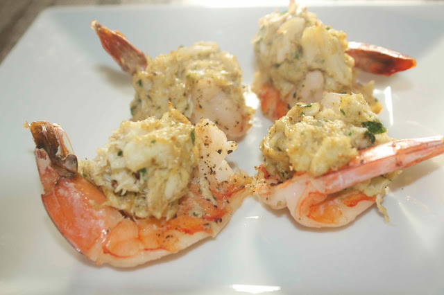 How to Make Crab Stuffed Shrimp