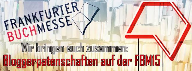 Bloggerpatenschaften auf der FBM15