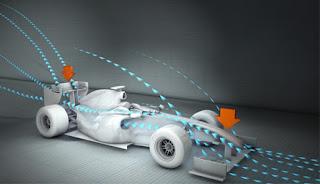 F1 aerodynamics