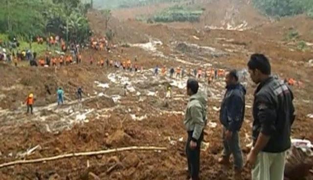 Bencana Indonesia Berlanjut di Tahun 2017 ?