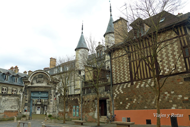 hôtel Vauluisant de Troyes