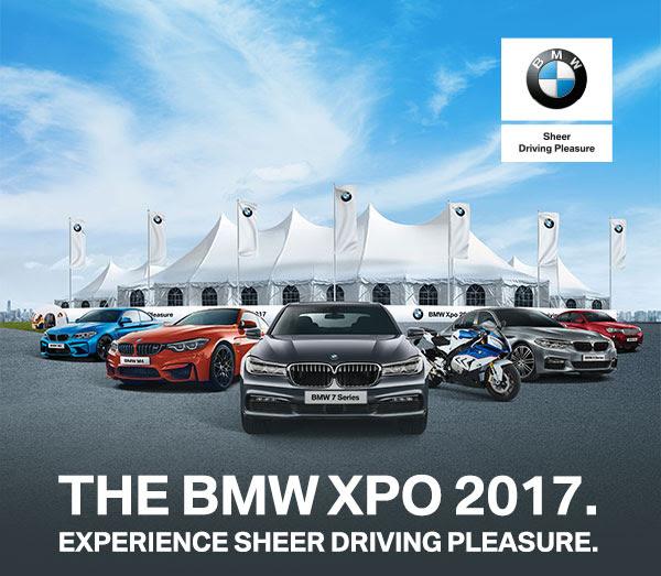 BMW Expo 2017 | Benteuno.com