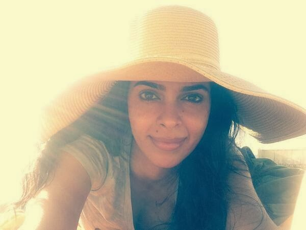 Mallika sherawat in Hawaii for shooting for 'Hawaii Five-O', a top-rated American TV show