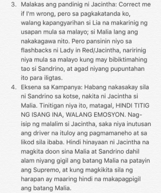 Fan-made Theory Reveals Why Jacintha Magsaysay is the Future of Malia Rodriguez! This is a Must-Read for Every LLS Fan!