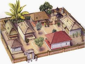 Arsitektur Adat Bali