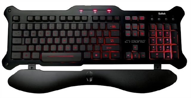 لوحة مفاتيح جهاز الكمبيوتر