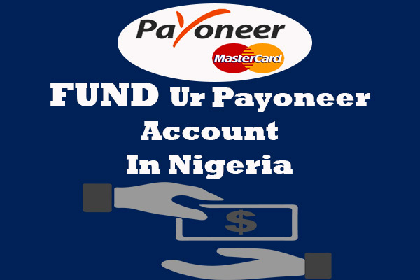 Fund account in nigeria