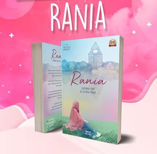 Novel Rania PDF