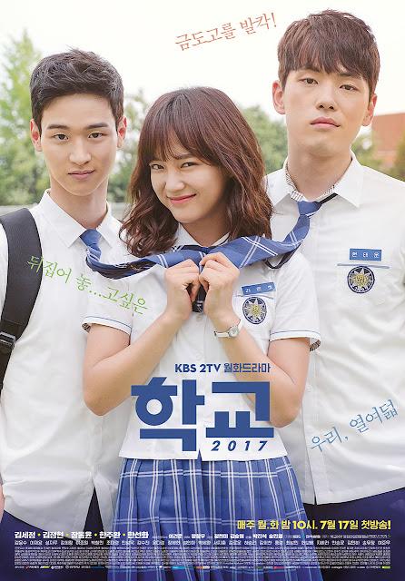 Sinopsis School 2017 K-Drama