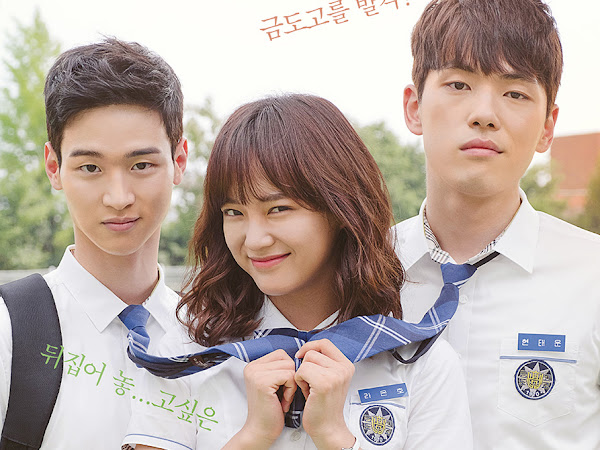 Sinopsis School 2017 Korean Drama
