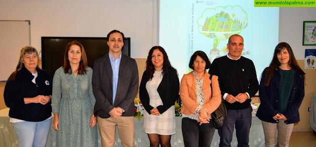 El Cabildo colabora en las 'II Jornadas del Día de la Mujer y la Niña en la Ciencia' dedicadas a las Ciencias Agroalimentarias