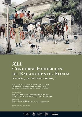 Ronda - Feria de Pedro Romero 2017 - Cartel Enganches