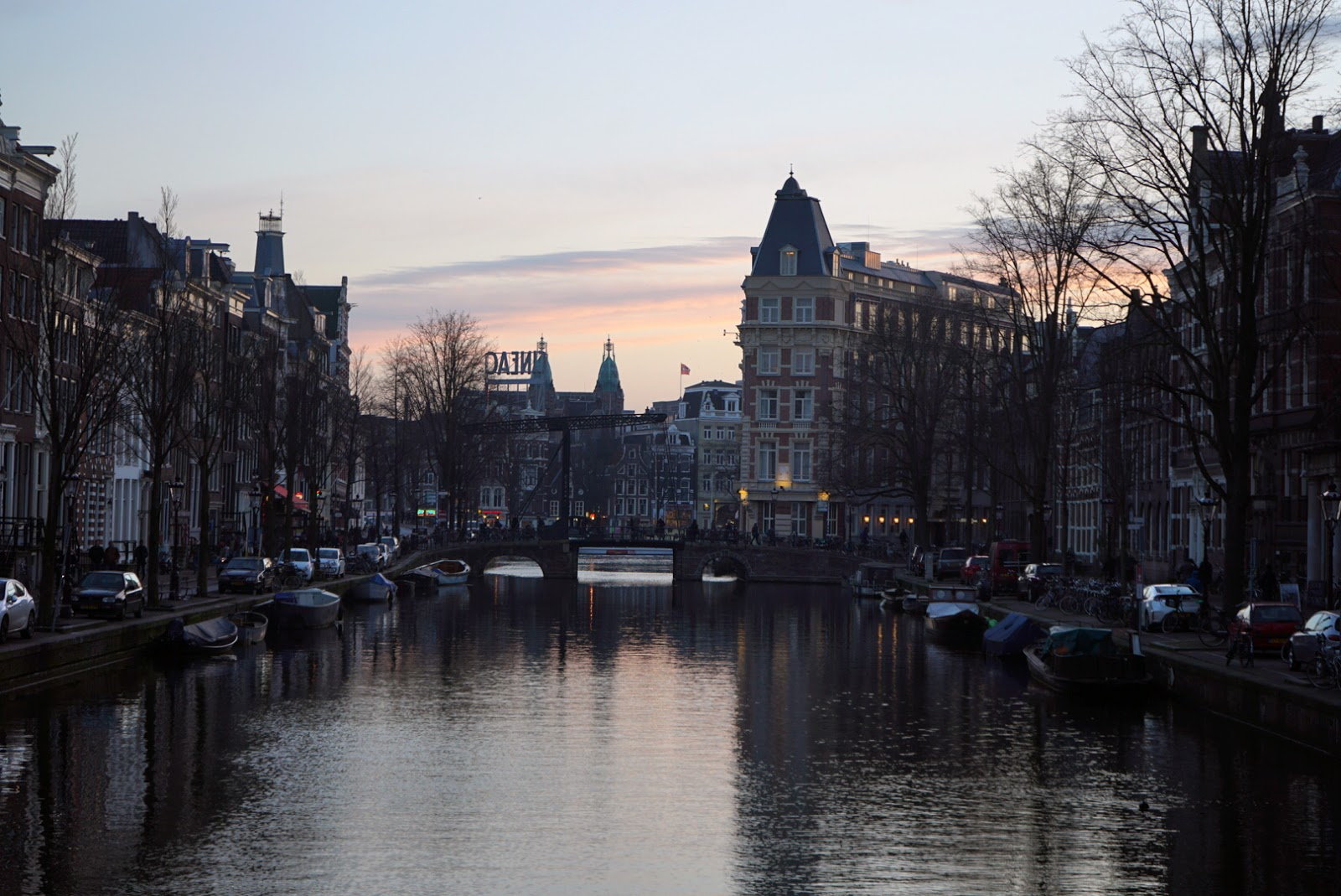 Amsterdam City Guide / Lauren Rose / Lifestyle Blogger London