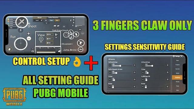 PUBG Mobile Lite: En iyi 3 parmak kontrol ve hassasiyet ayarları?