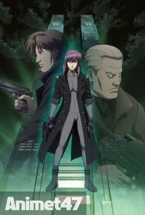 Ghost in the Shell: Stand Alone Complex – Solid State Society -  2006 Poster