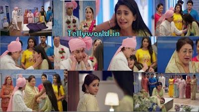 Yeh Rishta Kya Kehlata Hai Latest News Update 28th September 2018 Written Update