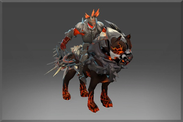 The Hounds of Chaos Knight Dota 2 mod