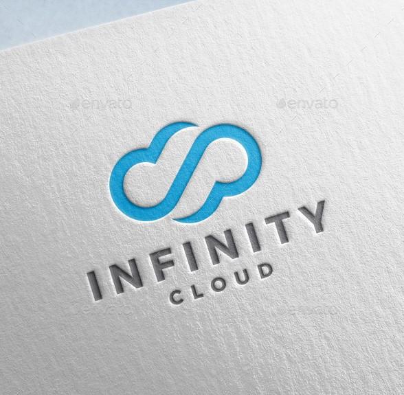 100 best cloud logo templates graphic design resources