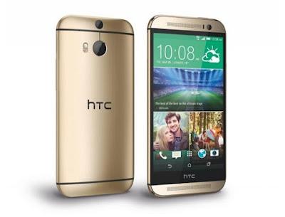 Spesifikasi dan Harga HTC One M8 Terbaru Bulan Ini, Ponsel 5 Inci Berlapiskan Kaca Gorilla Glass