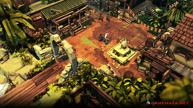 Jagged Alliance Rage Gameplay Screenshot 3