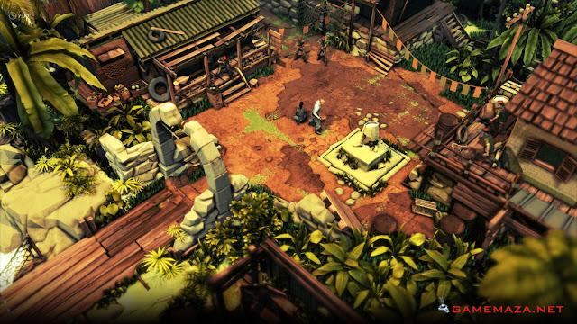 Jagged Alliance Rage Gameplay Screenshot 3