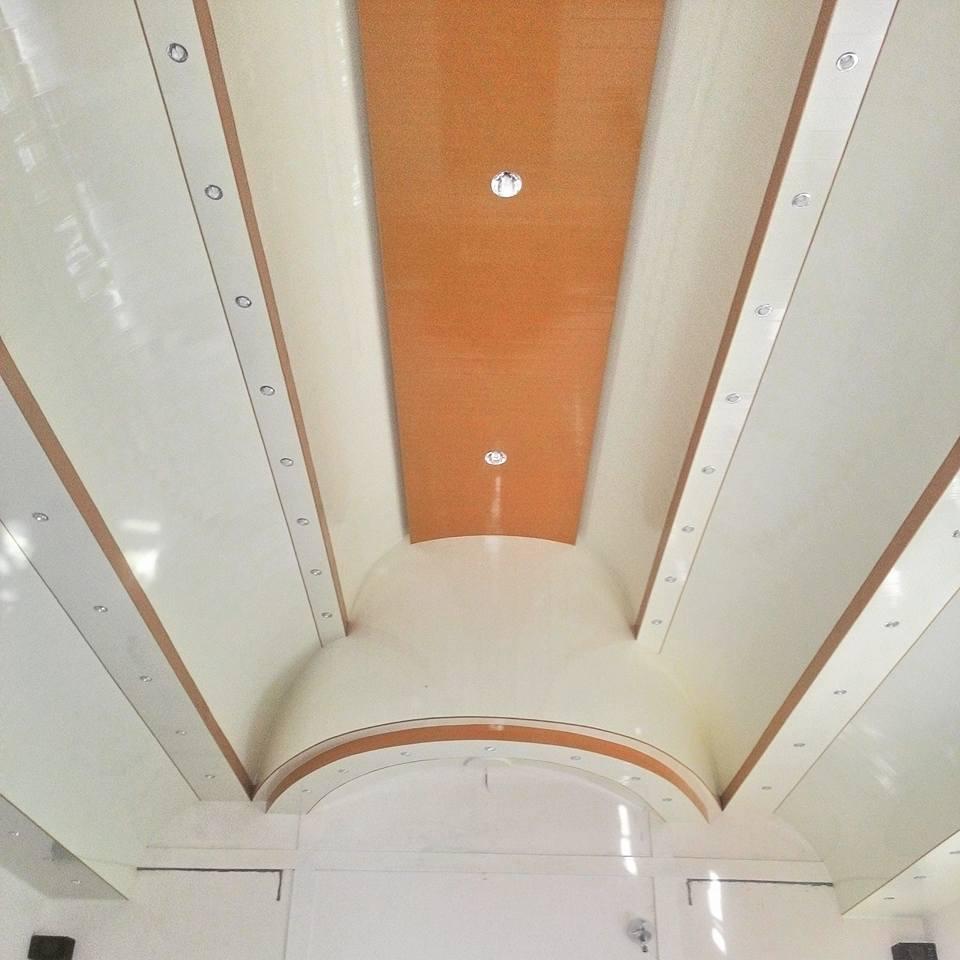 Harvest Plafon PVC Contoh Pemasangan HarVest Plafon PVC Di Rumah Ibadah