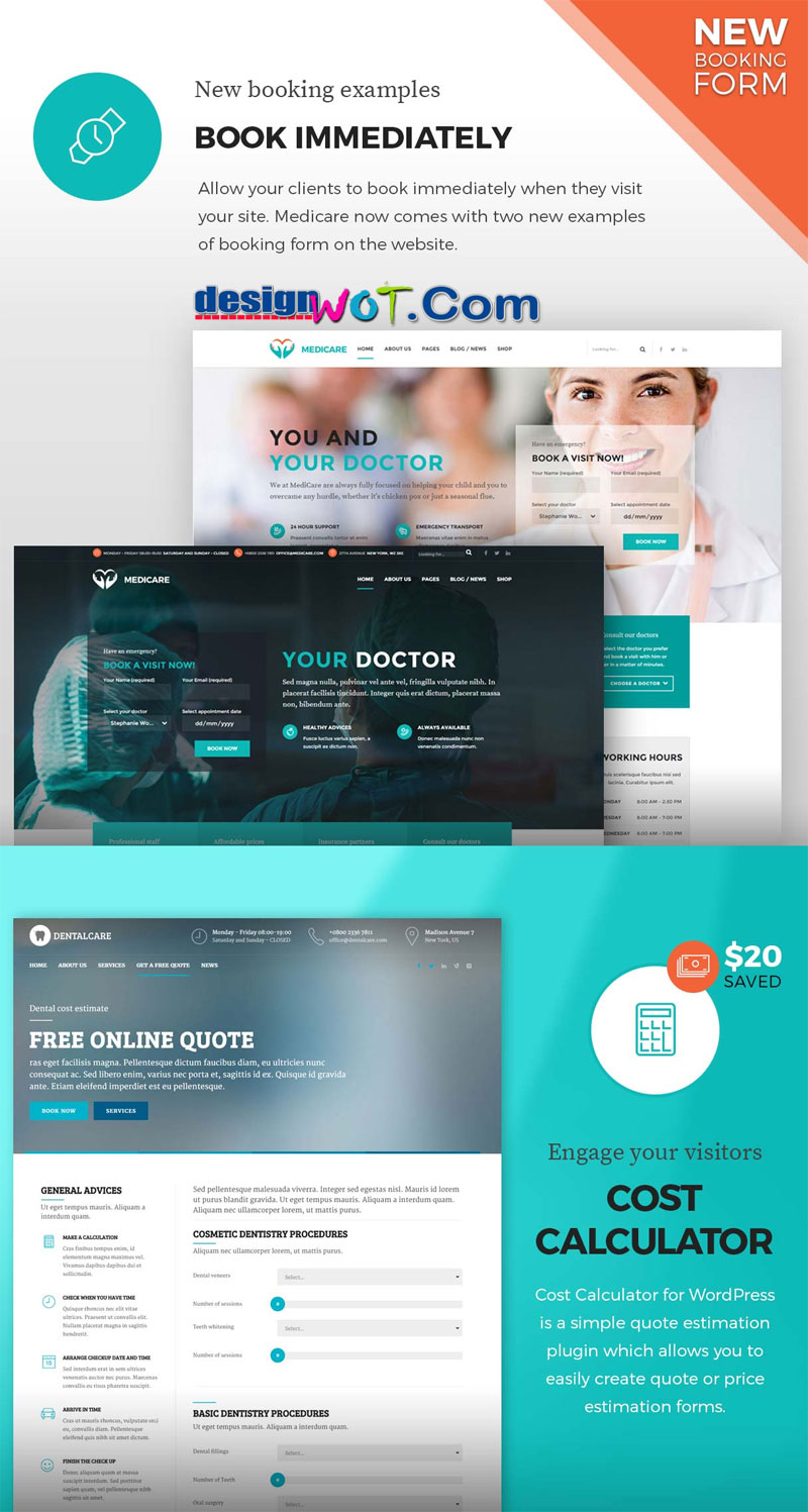 Medicare - Medical and Health Theme